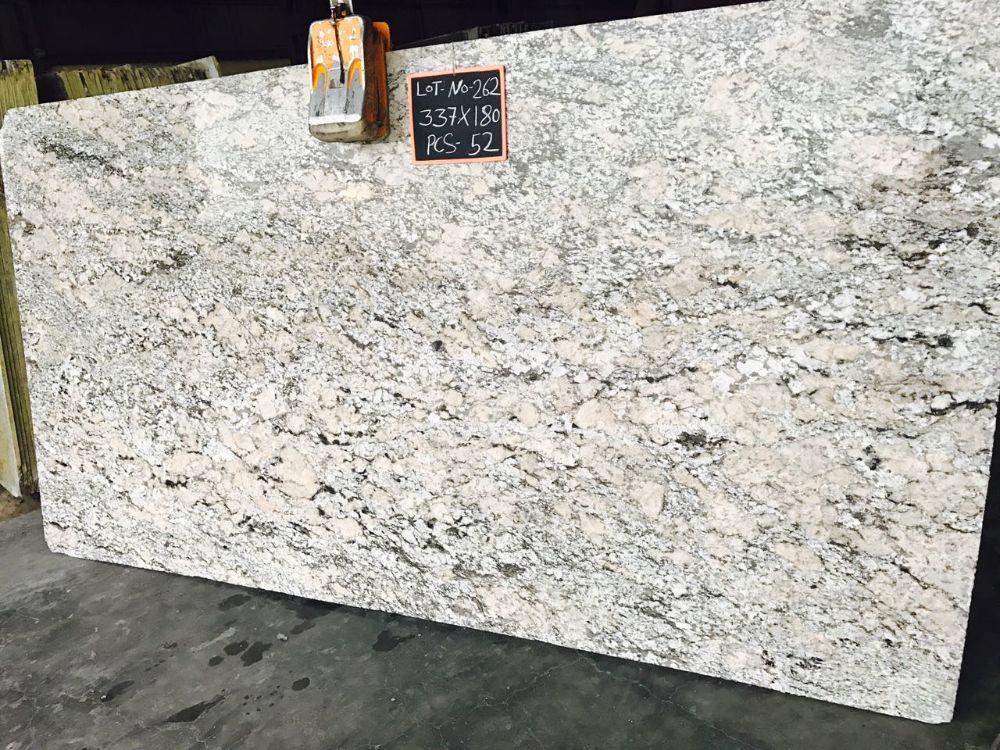PSI range of Granites (1)