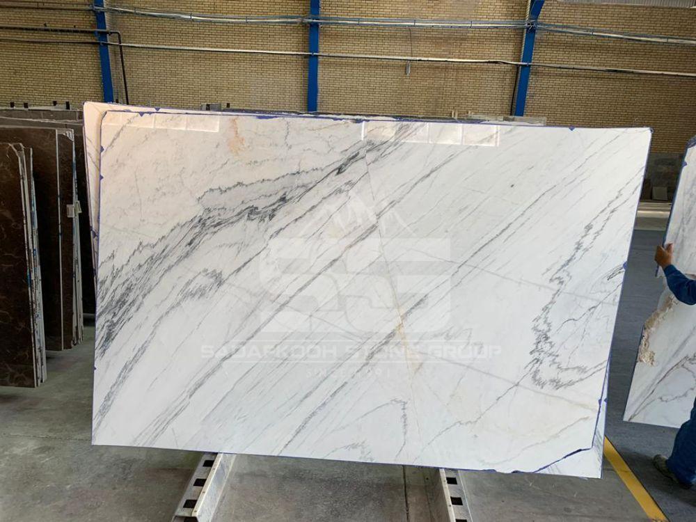 white marble - (4)